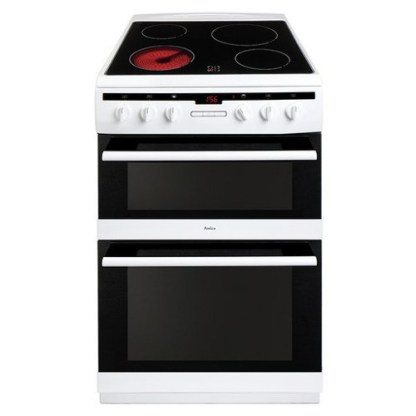 Amica AFC6550WH Electric Cooker
