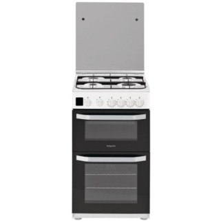 Hotpoint HD5G00CCW Gas Cooker
