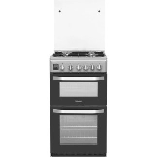Hotpoint HD5G00CCSS Gas Cooker