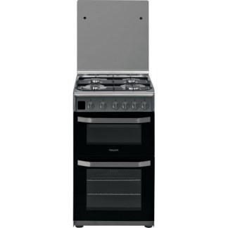 Hotpoint HD5G00CCX Gas Cooker