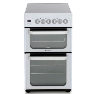 Hotpoint HUE52PS Electric Cooker