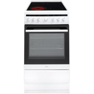 Amica 508CE2MSW Electric Cooker