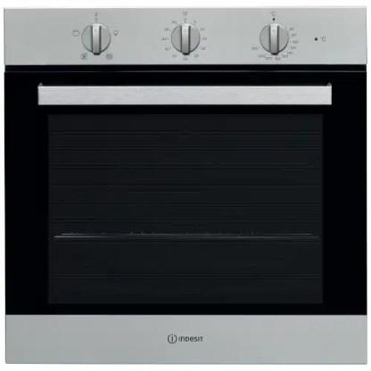Indesit IFW6330IX Single Oven