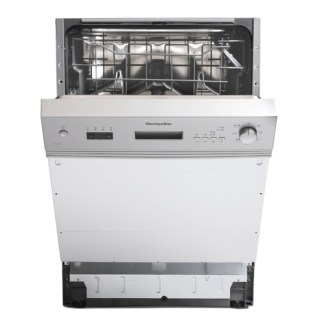Montpellier MDI655X Semi Integrated Dishwasher