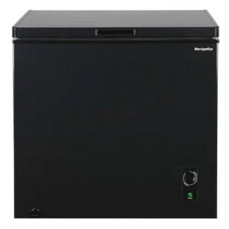 Montpellier MCF198BK-E Chest Freezer