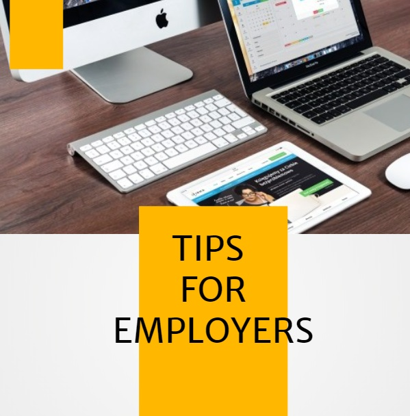Tips for employers from Direct Response Employment Services in Wiltshire