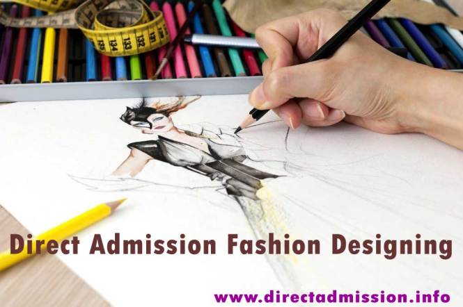 Direct Admission in Fashion Designing Colleges