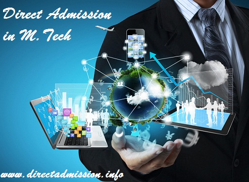 Direct Admission M.Tech
