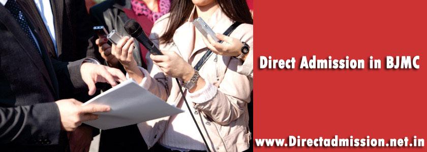 Direct Admission in BJMC