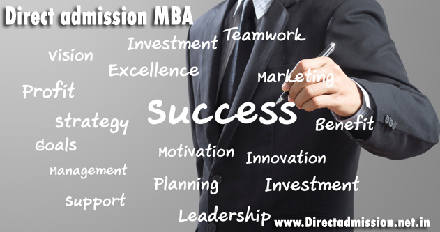 Direct Admission in MBA