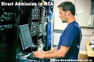 Direct Admission in MCA