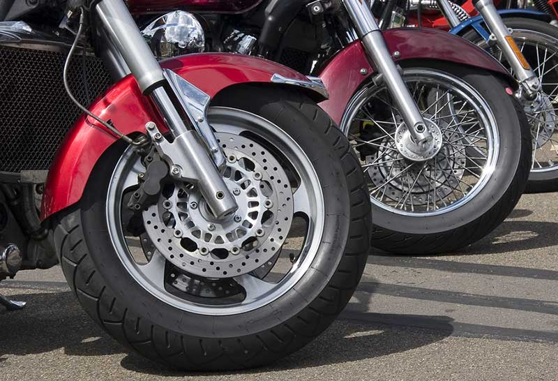 7 Maintenance Tips For Motorcycle Tyres