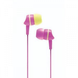 6752495d154 Wicked Audio WI3051 Jade Earbuds with Mic, Amethyst. Wired Cellular Headsets