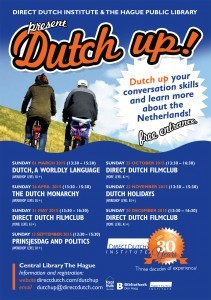 Agenda Dutch up