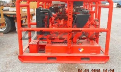 2013 Godwin CD150M Pump Godwin