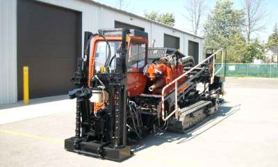 2018 Ditch Witch JT60AT
