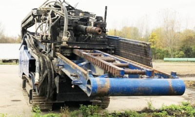 American Augers DD440T 440 FRONT