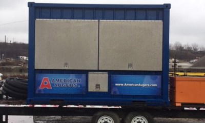 2013 American Augers DD1100RS