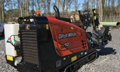 2019 Ditch Witch JT10