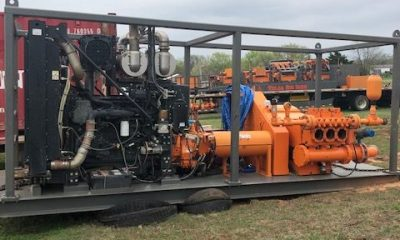 2018 Tulsa Rig Iron TT680