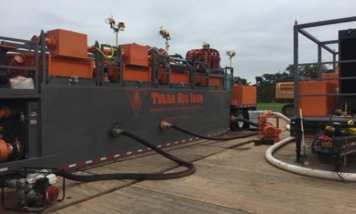 2018 Tulsa Rig Iron MCS750