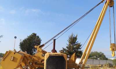 Caterpillar SP583 sideboom pipelayer