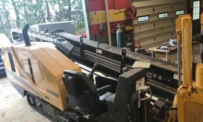 2010 Vermeer D16x20SII drill