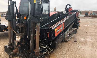 2018 Ditch Witch JT40 directional drill