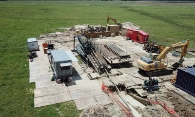 2018 American Augers DD440T directional drill