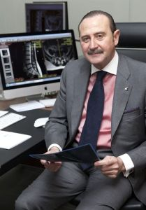 Director de la Unidad de Neurocirugía de Hospital Quirón San Camilo