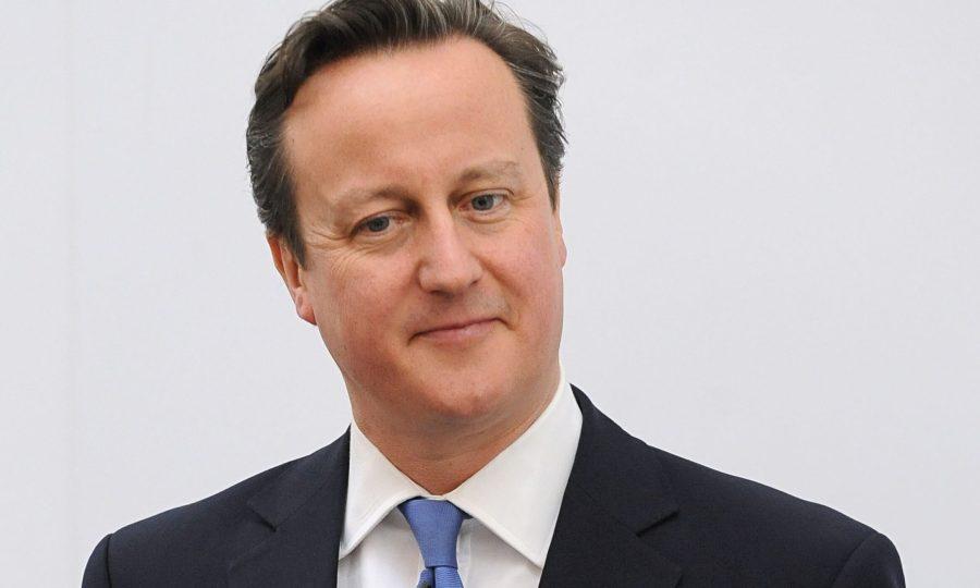 David Cameron, ex-primer ministro inglés responsable de la convocatoria del referendum del brexit