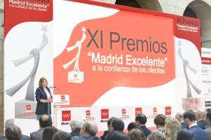Consejera de Economía de la Comunidad de Madrid.