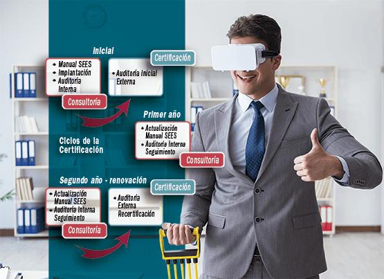 Esquema manual Empresa Saludable