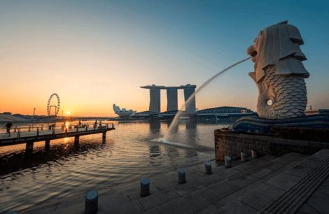 Singapur está de moda por su economía sostenible.
