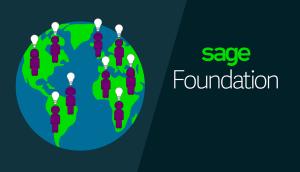 Sage Foundation, presencia mundial.