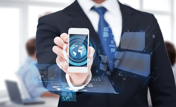 Modelos de negocio digitales.