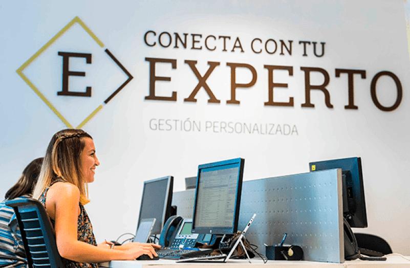 Bankia suma más clientes en su gestión personalizada.
