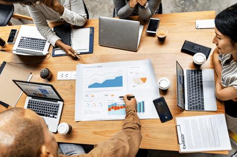 Analítica de datos inteligente para las finanzas.