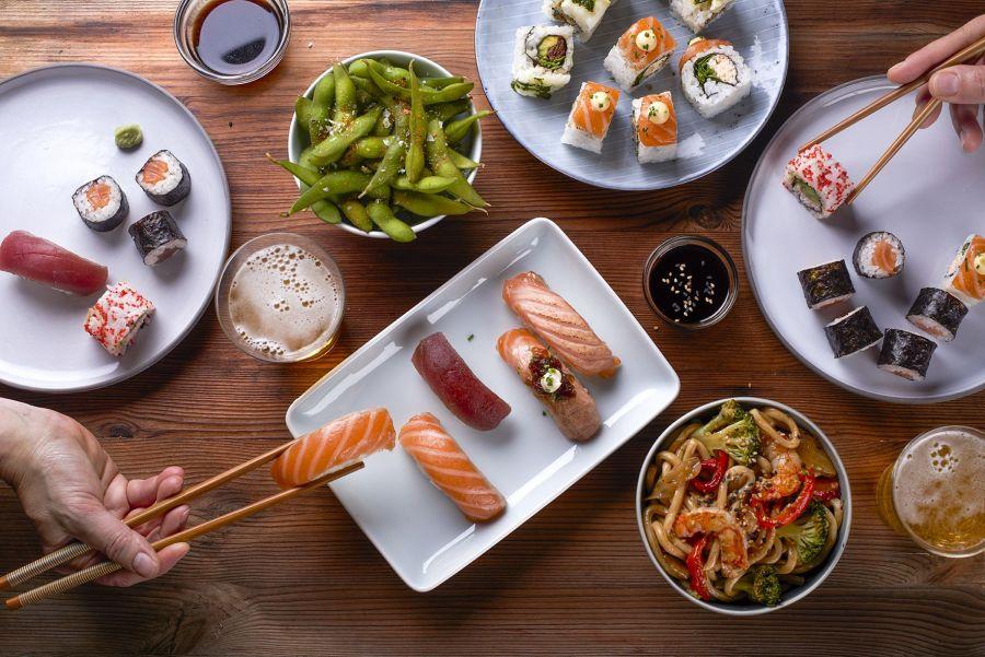 Instamaki es la primera compañía en servir sushi a domicilio