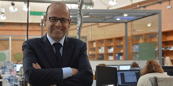CEO de Sage Iberia.