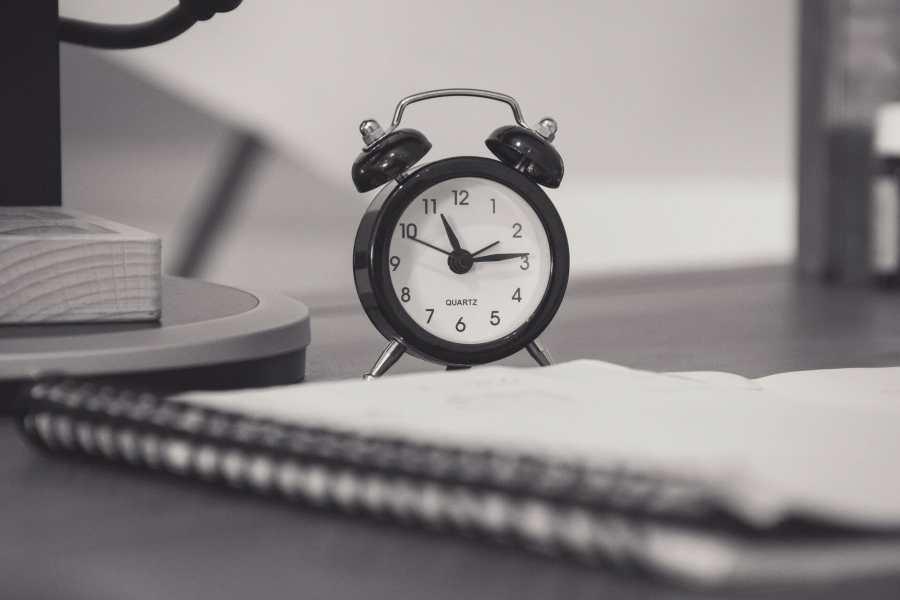 Cada tiempo tiene que ser  medido para conseguir una mayor productividad laboral