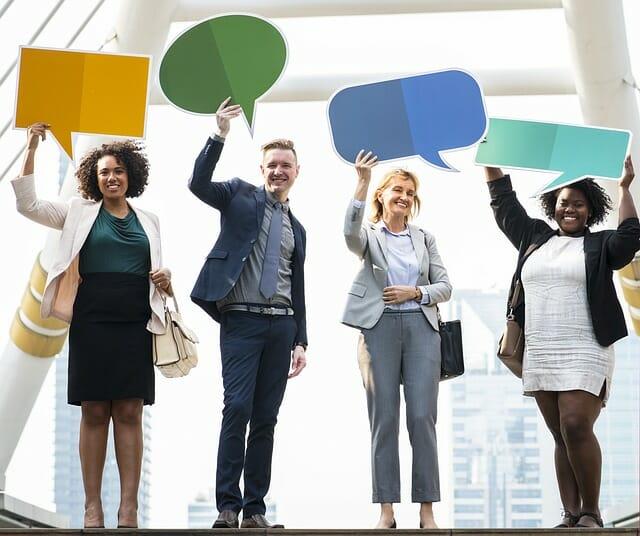 Hablar en público para conseguir lo que deseas.