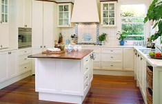 Very Beautiful French Provincial Kitchen That Abound Elegance