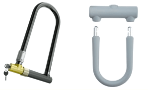 Shackle locks