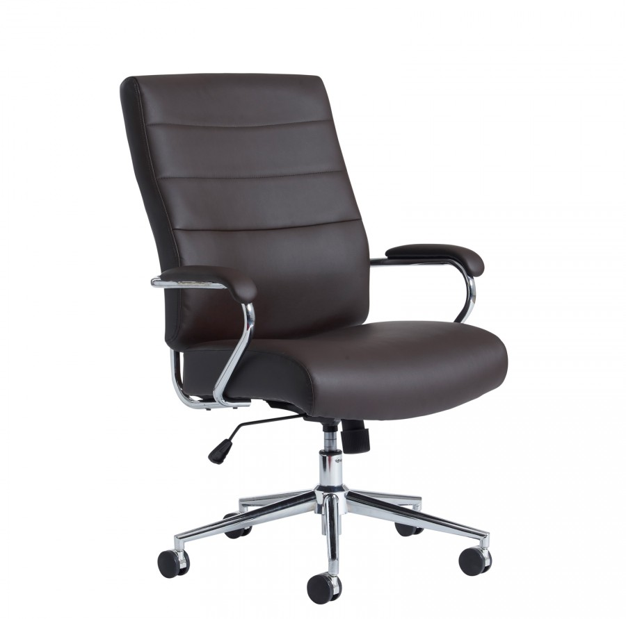 office chair genuine leather white. Office Chair Genuine Leather White