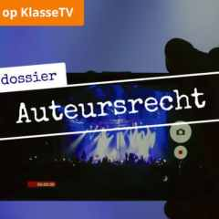 Lespakket 'Dossier Auteursrecht' voor basisonderwijs staat live