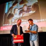 Daan Bakker wint Forum van de Regisseurs