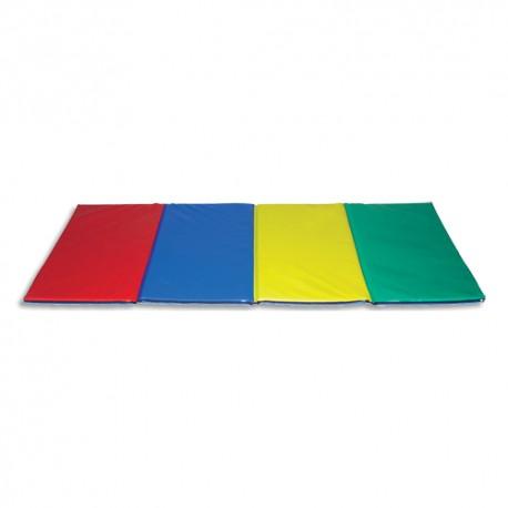tapis jaune et vert enredada