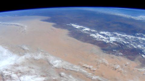 Christina Koch/NASA