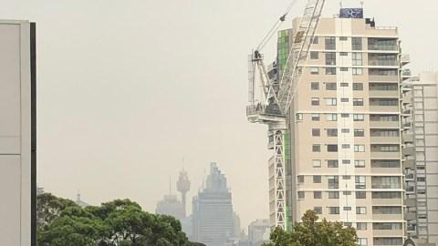 Australia bushfires 2019. (Direct Relief)